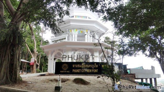 New Phuket City View Point now open to the public