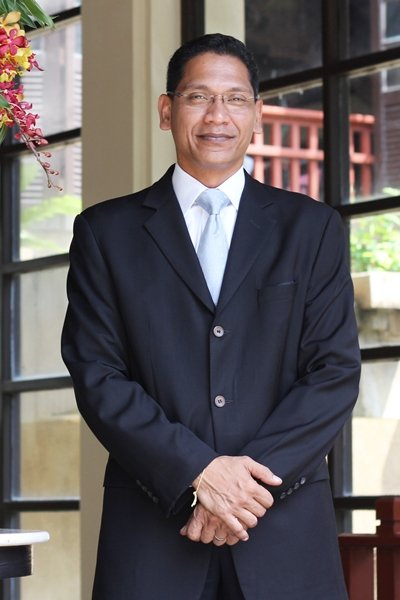 Dusit Thani Phuket announces promotion of  Benjamin Perera