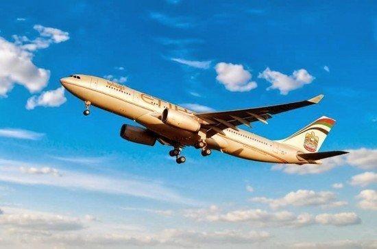 Phuket welcomes inaugural direct Etihad flight