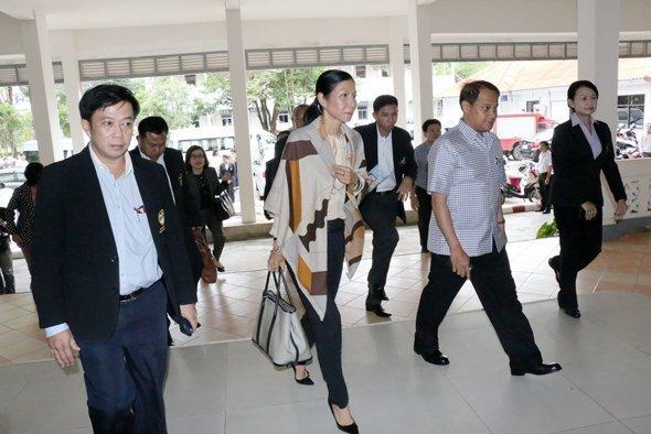 Tourism and Sports Minister visits Phuket