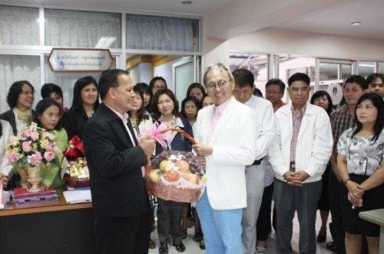 Birthday wishes for Phuket PAO Chief