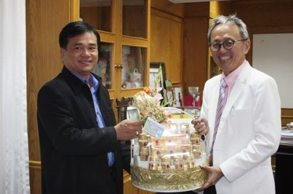 Phuket welcomes new Technical College Director