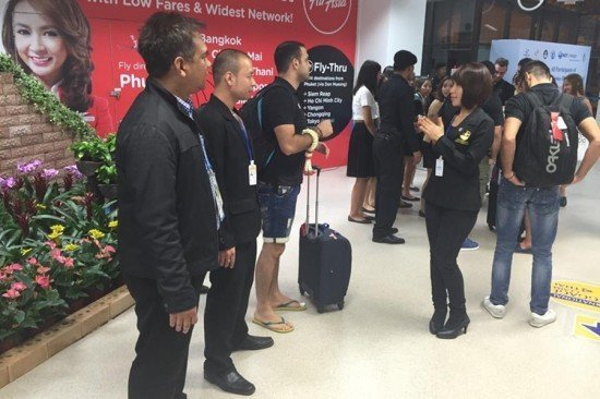 First Beach Games representatives arrive in Phuket