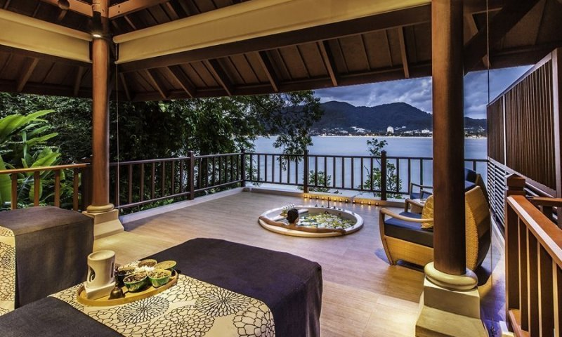 Amari Phuket's Bounce Back Spa Package