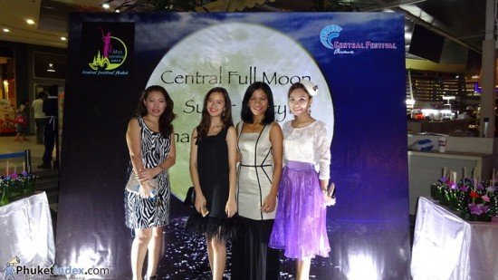 Central Festival Phuket Media Thank You Party