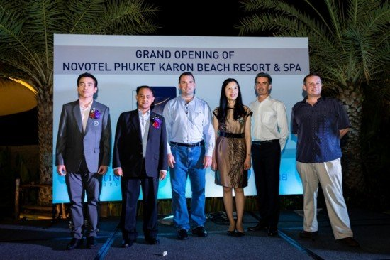 Novotel Phuket Karon Beach officially opens