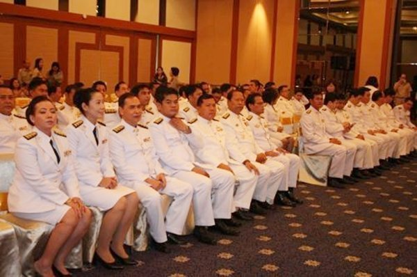 New Phuket Labor Court judges sworn in