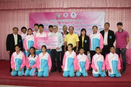Phuket athletes to take part in National and National Para Games