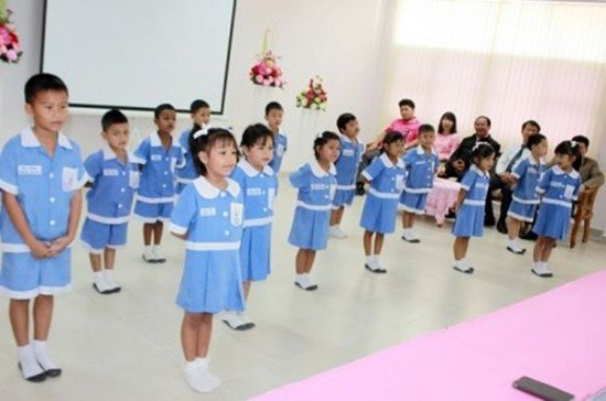 Phuket school evaluated for Royal Patronage Pre-School Scheme