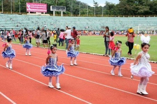 Phuket holding 4th Anuban Games
