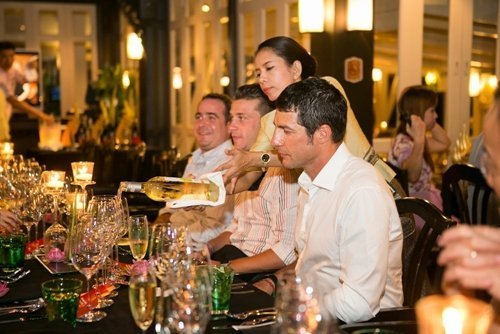 Dusit Thani Laguna Phuket hosts 'The Taste of Siam' Wine Dinner