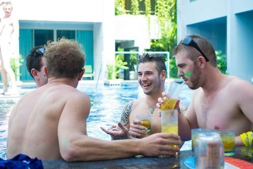 Party Australia Day At The KEE Resort & Spa