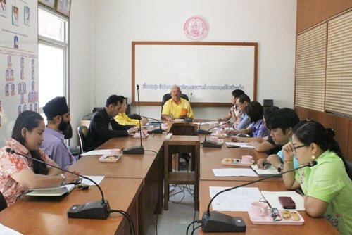 PPAO Takes Part In 2014 Ordinary Meeting Of Phuket Social Security Fund