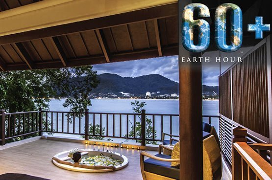 Amari Phuket launches an earth hour spa special