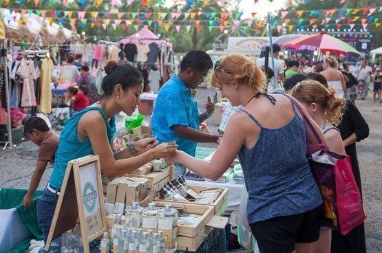 Laguna Market on First on Sunday 5 April 2015