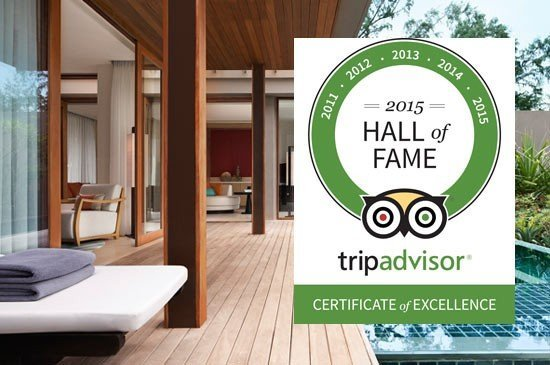 Renaissance Phuket Resort & Spa awarded Tripadvisor Certificate of excellence for five consecutive years