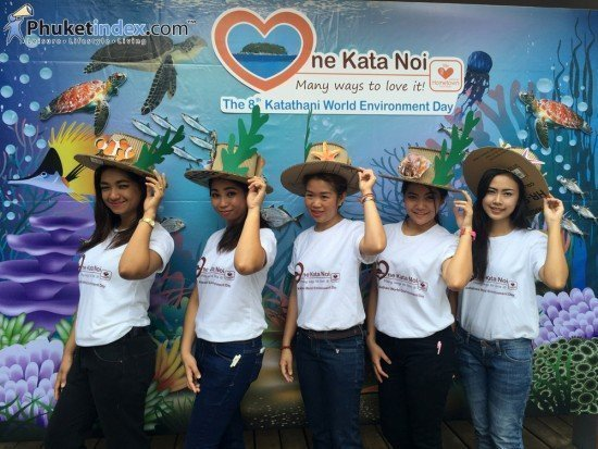 World Environment Day 2015 at Katathani Phuket Beach Resort