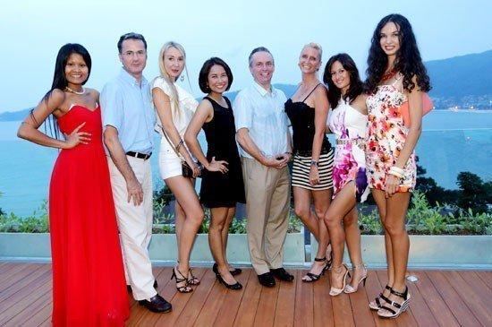 Amari Phuket welcomes The Phuket Professional & Fun Ladies