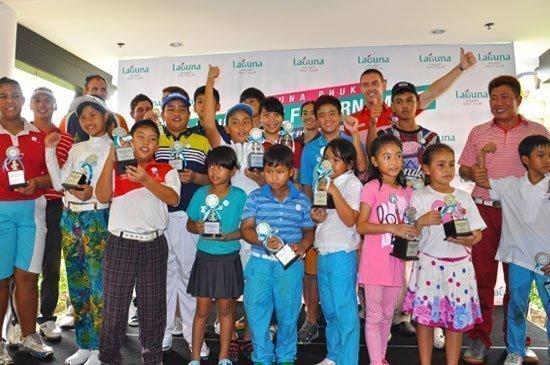 Laguna Phuket Junior Golf Tournament