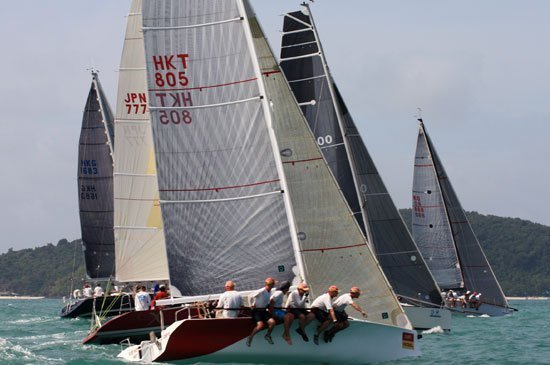 International sailors flock to Cape Panwa Hotel Phuket Raceweek