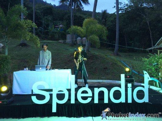 Splendid Condominium Hawaiian Night Launch Party 06