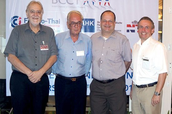 BCCT holds a business dinner at Amari Phuket