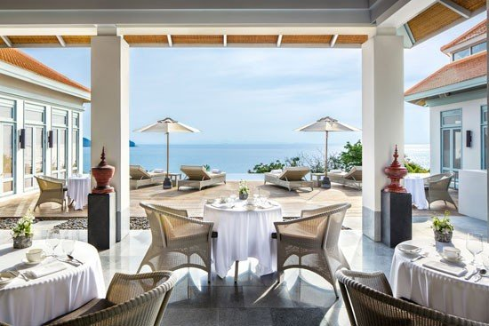 Regent Phuket Cape Panwa presents friday barbeque dinner