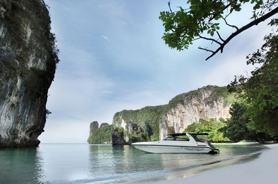 Half day Krabi four islands tour with Sofitel Krabi Phokeethra Golf & Spa Resort