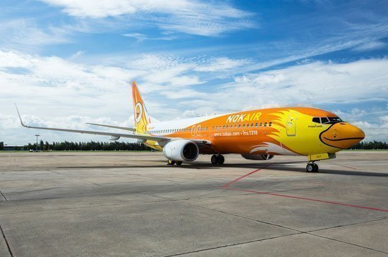 Nok Air Receives its First Next-Generation Boeing Aircraft