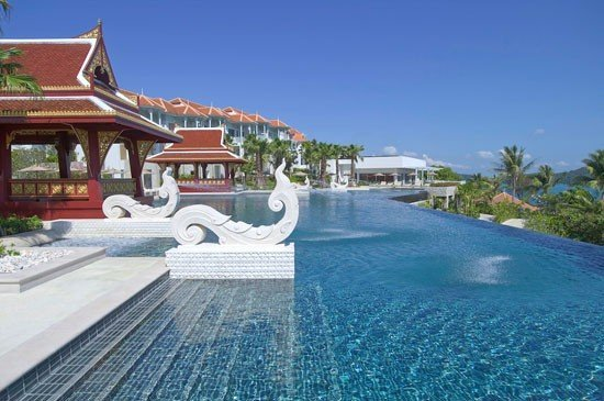 Regent Phuket Cape Panwa Outdoor Pool