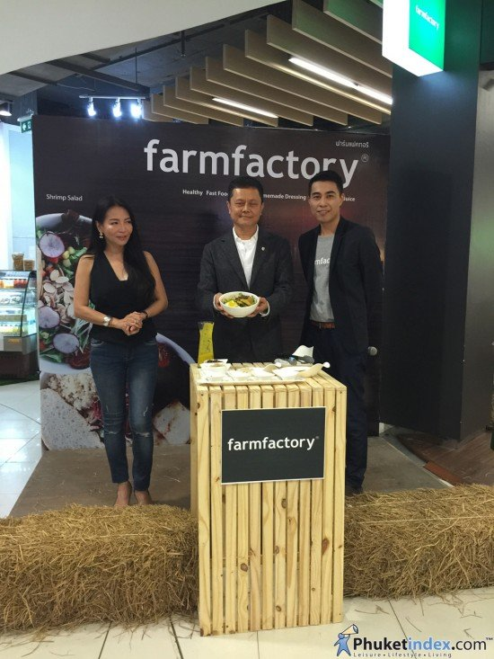 05Grand opening of Farmfactory at Central Festival Phuket