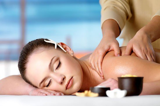 Revitalize package at So Spa with L'Occitane