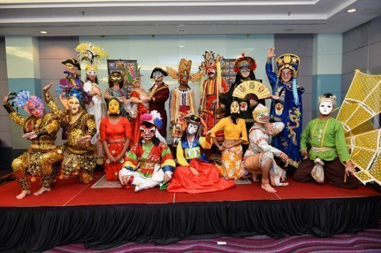 Malaysian Mask Festival02