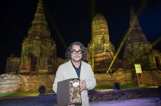 Thai architect (designer of The Naka Phuket) wins prestigious award