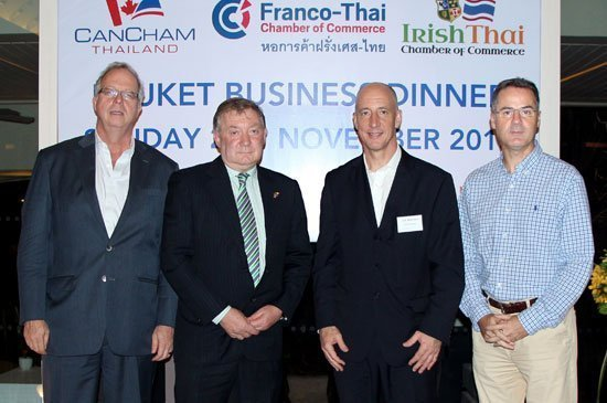 Amari Phuket welcomes for the Phuket business dinner