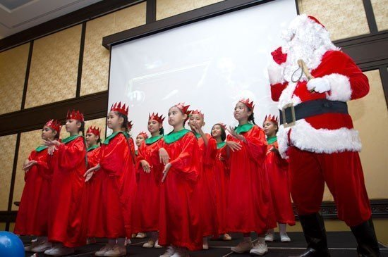 Christmas fun for little ones