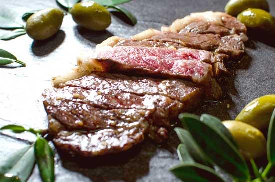 Kabuki Japanese Cuisine presents Sanuki Olive Wagyu Beef