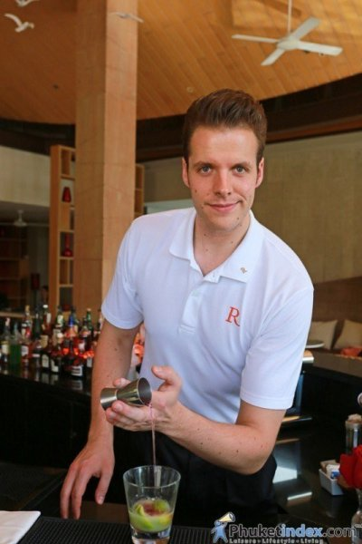 Philip Augustin - Beverage Manager