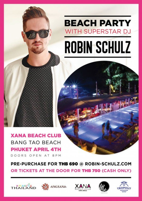 01 Robin Schulz Party
