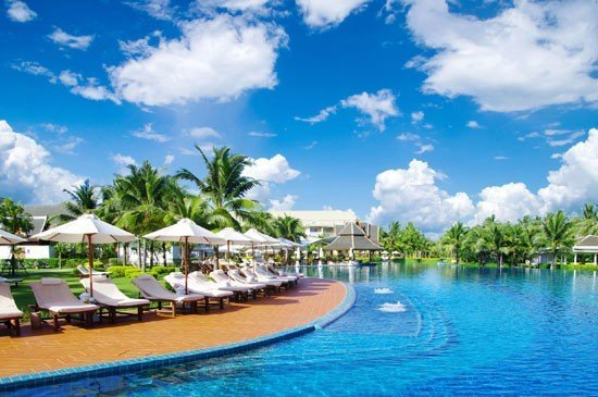 Sofitel Krabi Phokeethra - Swimming Pool