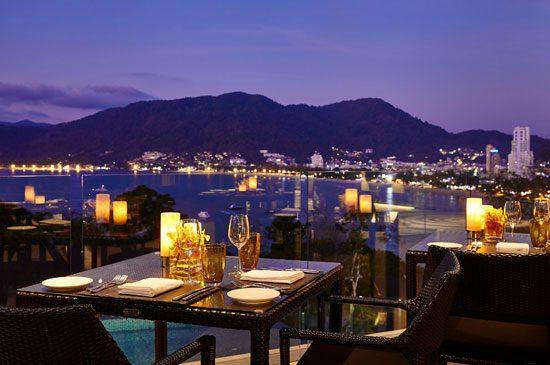 Amari Phuket Clubhouse Dining