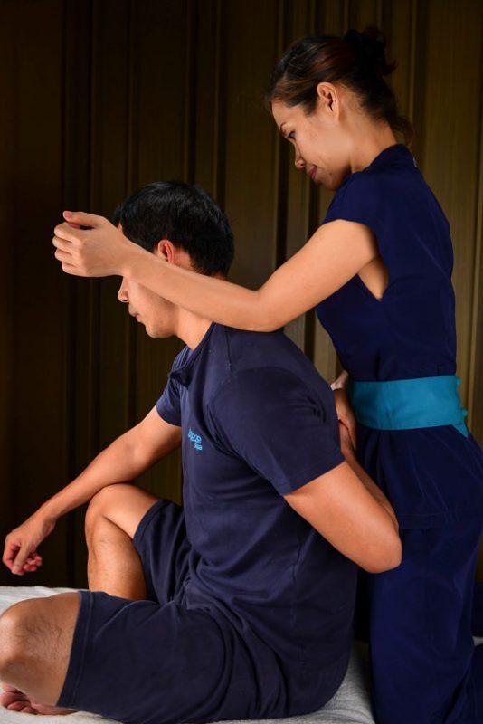 Asana Thai Yoga Bodywork