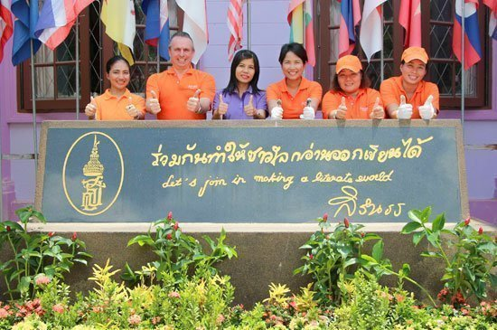 Amari Phuket grows green at Patong Library