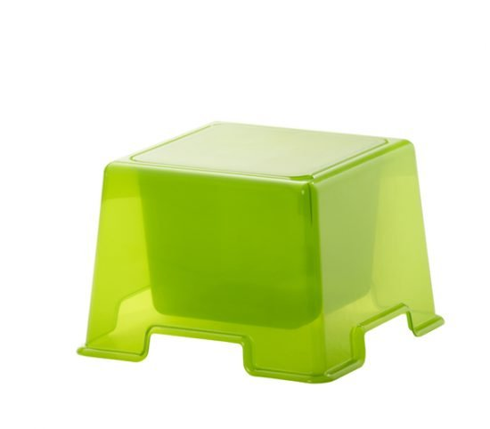 IKEA PS 2012 children's table, green