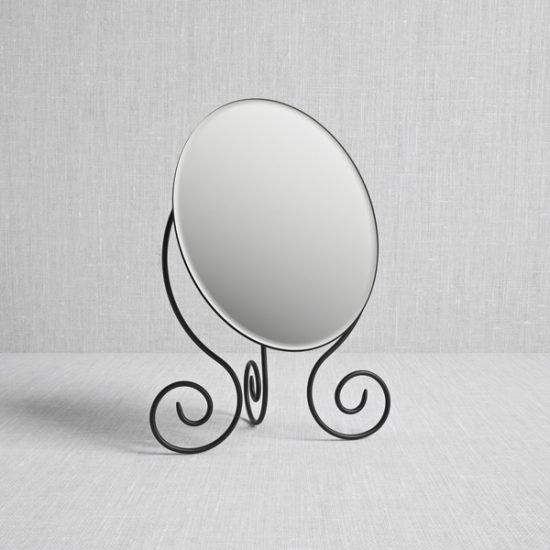 MYKEN mirror, dark brown