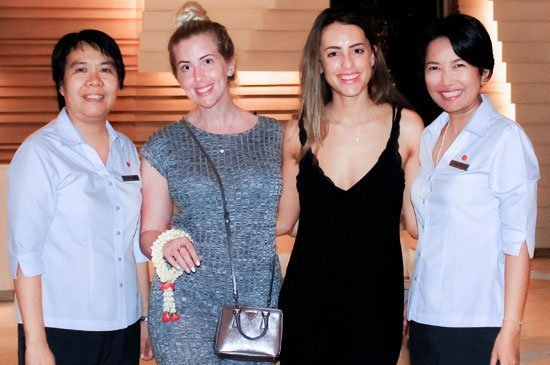 Amari Phuket welcomes UK and Ireland's top TV host celebrity