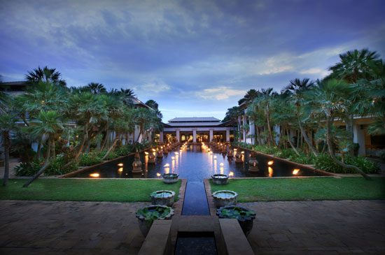JW Marriott Phuket Resort & Spa Wins the 2016 BRIDES Best Honeymoons Award by BRIDES Magazine, USA