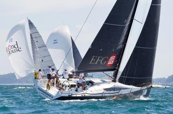 Three decades on, Phuket King's Cup Regatta still region's marquee sailing