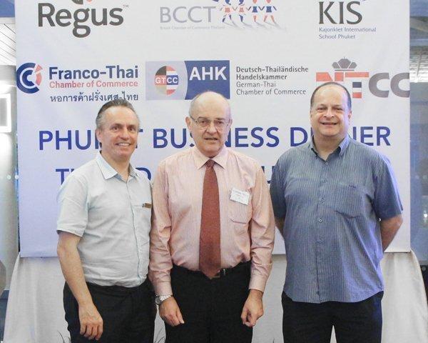 Amari Phuket welcomes members of The British Chamber of Commerce Thailand