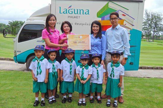 Laguna Phuket Hospitality Challenge Gives Back to the Community